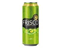 Frisco cider jablko-citrón 6x4x500 ml PLECH