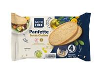Chlieb bezlepkový biely (4x75g) 1x300 g