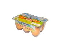 Babičkine Vajcia XL (podstielkový chov) chlad. 1x6 ks