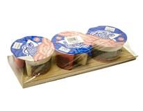 Ryba Žilina Preto Treska v majonéze + nepravý losos chlad. 3x145 g