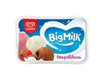 Algida Big Milk trio neapolitana zmrzlina mraz. 1x1000 ml