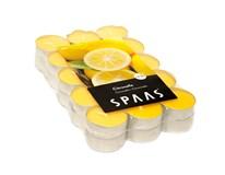 Citronela čajová žltá Spaas 30ks
