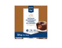 Horeca Select Dezert čokoládový s karamelom mraz. 18x110 g