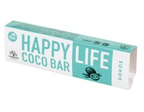 Happylife Tyčinka kokosová BIO 1x40 g