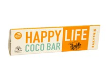 Happylife Tyčinka kokosová s rakytníkom BIO 1x40 g