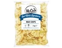McCain Maxi Chips mraz. 1x2 kg