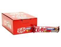 Nestlé Kit Kat chunky tyčinka 24x40 g