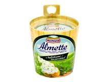 Almette Roztierateľný tvarohový syr bylinky 20% chlad. 1x150 g