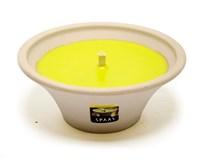 Citronella Spa dish zelená 18cm Spaas 1ks