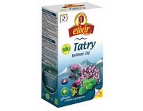 Agrokarpaty Tatry bylinný čaj BIO 1x30 g