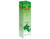 Agrokarpaty Mäta svieži dych bylinný čaj 1x100 g