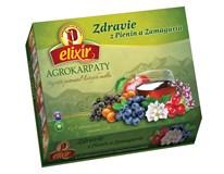 Agrokarpaty Zdravie z Pienín a Zamaguria ovocný čaj 1x72 g