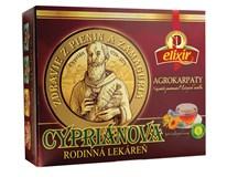 Agrokarpaty Cypriánová rodinná lekáreň čaj 1x135 g
