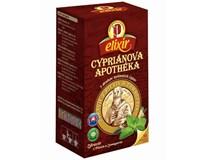 Agrokarpaty Cypriánová apothéka bylinný čaj 1x30 g