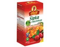 Agrokarpaty Šípka s rakytníkom ovocno- bylinný čaj BIO 1x30 g