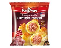 Don Peppe Zemiakové knedličky s údeným mäsom mraz. 1x320 g
