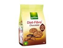 Gullón Diet Fibra sušienky čokoládové 1x75 g