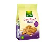 Gullón Diet Fibra sušienky muesli 1x75 g