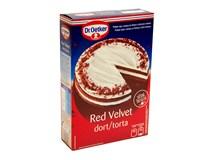 Dr.Oetker Red velvet torta 1x385 g