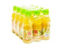 Kubík 100% pomaranč a jablko 12x300 ml PET