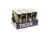 Tiger Speed energetický nápoj  12x250 ml PLECH