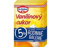 Dr.Oetker Vanilínový cukor 5x20 g