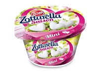 Zott Zottarella Mini srdiečka chlad. 1x150 g