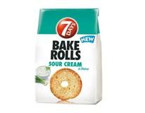 7 Days Bake Rolls smotana a cibuľka 1x80 g