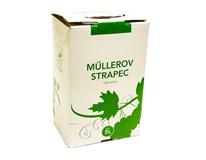 Víno Levice Müllerov strapec 1x5 l bag in box
