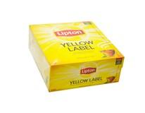 Lipton Yellow label čierny čaj 100x1,5 g