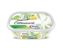 Prima Citrónová s limetkovým toppingom zmrzlina mraz. 1x900 ml