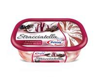 Prima Stracciatella s toppingom čierna čerešňa zmrzlina mraz. 1x900 ml