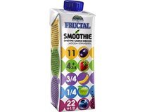 Fructal smoothie jahoda 6x250 ml