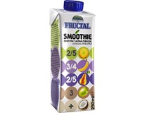Fructal smoothie ananás 6x250 ml