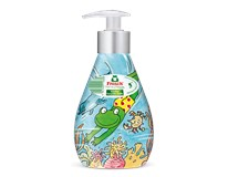 Frosch Tekuté mydlo pre deti dávkovač 1x300 ml
