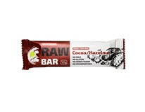 Raw Bar Tyčinka kakao a lieskový orech 1x50 g