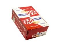 Nestlé Kit Kat chunky white tyčinka 24x40 g