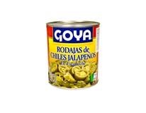 Goya Jalapenos Chiles krájané 1x2800 g