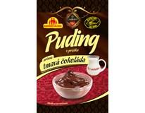 Liana Puding Exclusive tmavá čokoláda 1x94 g