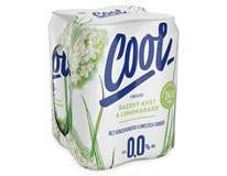 Staropramen Cool pivo nealkoholické baza 4x500 ml PLECH