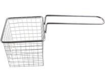Košík servírovací/fritovací kov 18x8x10cm 1ks