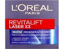 L´Oreal Revitalift laser nočný krém 1x50 ml