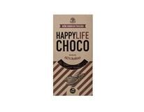 Happylife Čokoláda 80% BIO 1x70 g