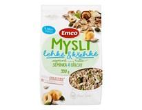 Emco Mysli ľahké a krehké so semienkami a orechami 1x550 g