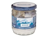 Delimax Korunné sardinky chlad. 1x400 g