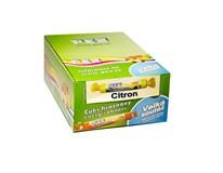 PEZ Hroznový cukor citrón 27x39 g