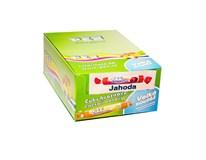 PEZ Hroznový cukor jahoda 27x39 g