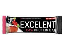 Excelent Protein Bar tyčinka čierna ríbezľa s brusnicami 1x85 g