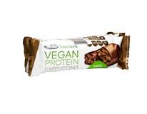 Tekmar Vegan Protein tyčinka cappuccino 4x40 g