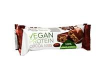 Tekmar Vegan Protein tyčinka kakaové bôby 4x40 g